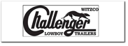 Challenger Lowboy Trailers